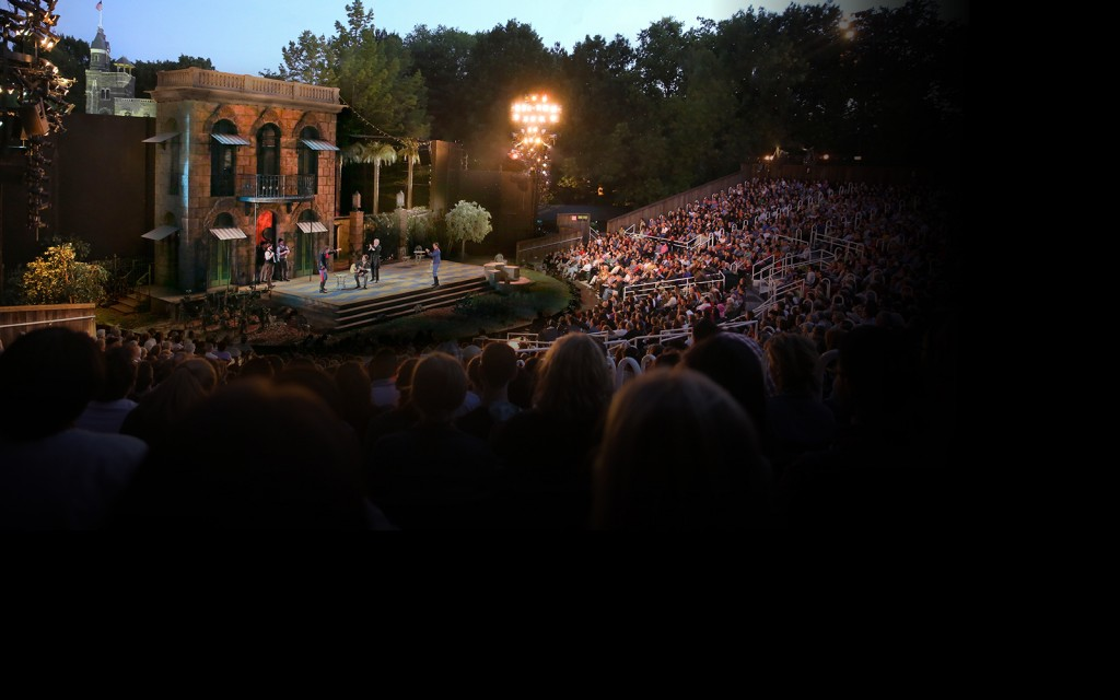 Well if you're really impatient you can buy a ticket for $200 -  shakespeare in the park